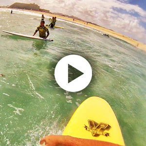 Video Takeoff Surf Fuerteventura